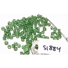 S1884 Swarovski Crystal Bicone Bead ERINITE 3mm
