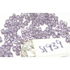 S1939 Swarovski Crystal Bicone Bead  SMOKY MAUVE  3mm