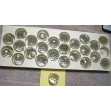 Swarovski Chandelier Crystal FACETED BALL 30mm  (Item 8558?)
