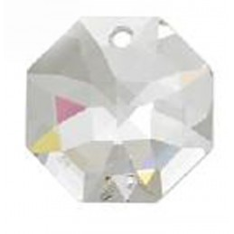 Swarovski Chandelier Crystal OCTAGON 40mm  (Item 8115? 8015?)